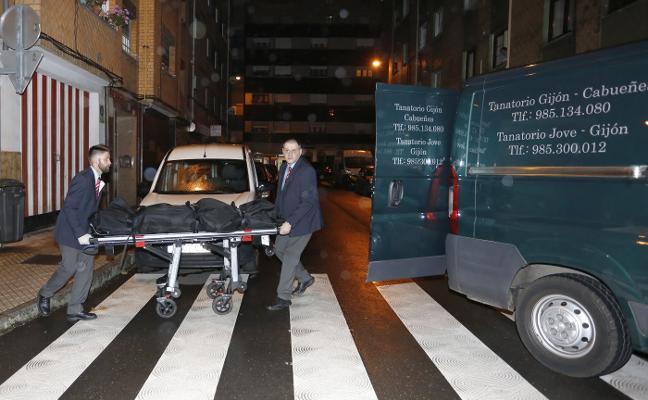 Los octogenarios de Gijón acordaron su muerte para evitar mayor sufrimiento
