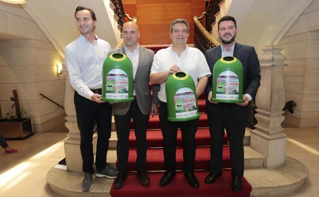 Emulsa y Ecovidrio premiarán el reciclaje del vidrio en la playa