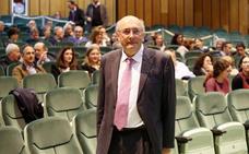 El doctor Álvaro Meana, Alumno Distinguido del Jovellanos