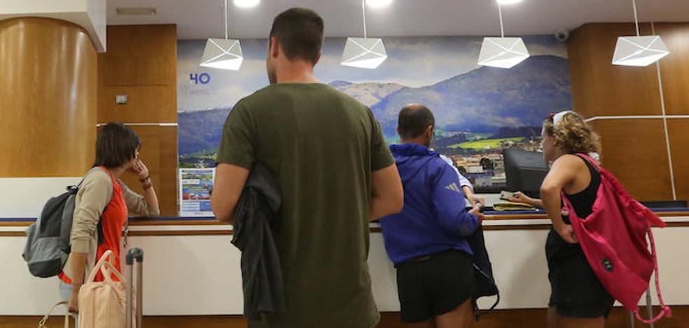 La rentabilidad hotelera asturiana, la más baja del país pese a ganar clientes y reservas