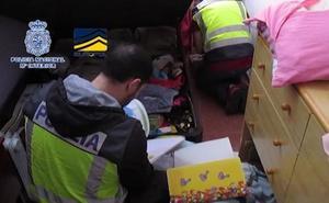 Dos empleados de un centro de acogida de Oviedo lideran una red de tráfico de menores