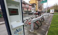 El Ayuntamiento de Avilés incorporará el alquiler de bicis eléctricas