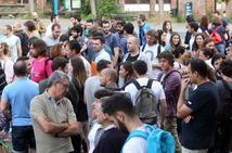 Más de 5.400 docentes se presentan a las oposiciones de Educación en Asturias