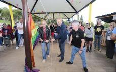 El Orgullín iza su bandera en lucha «por la diversidad»