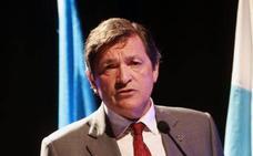 Javier Fernández reivindica emocionado un futuro para las cuencas al recibir el premio 'Mierenses en el mundo'