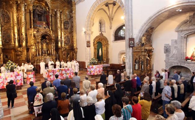Cinco siglos predicando en Mestallón