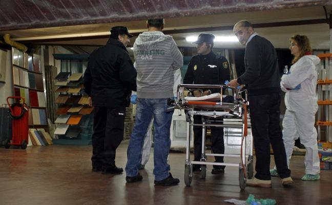 Una detención en el caso del gijonés asesinado a golpes en 2010 en su trabajo