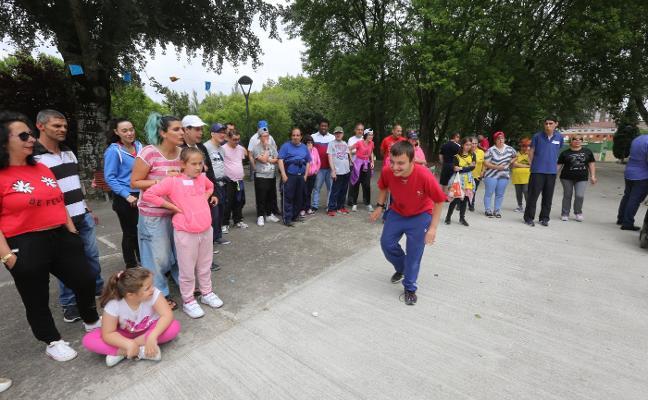 La Magdalena celebra su IX Fiesta de integración