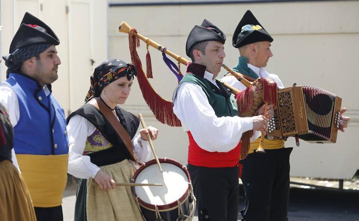 Mareo celebra la fiesta de San Juan
