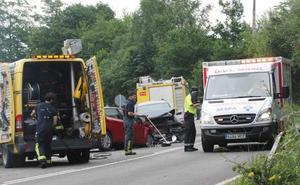 Séptima víctima mortal en las carreteras de Asturias en solo ocho días