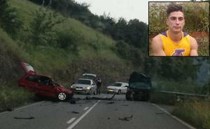 Fallece un joven de 25 años en una colisión frontal entre dos vehículos en Candamo