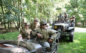 Lugones recrea la Segunda Guerra Mundial