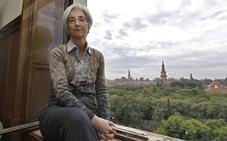 La nueva fiscal general: «No podemos hablar de presos políticos»