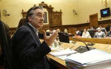 Moriyón promete licitar «ya» las obras en las pistas de Cimavilla y La Algodonera