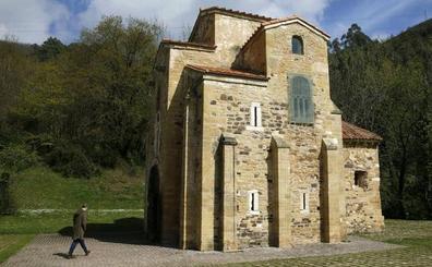 San Miguel de Lillo recibirá visitas guiadas durante su restauración