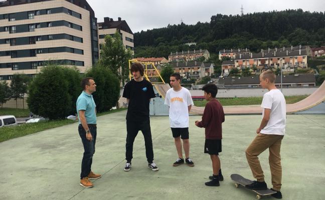 El Ayuntamiento invertirá más de 20.000 euros en la reforma de las pistas de skate