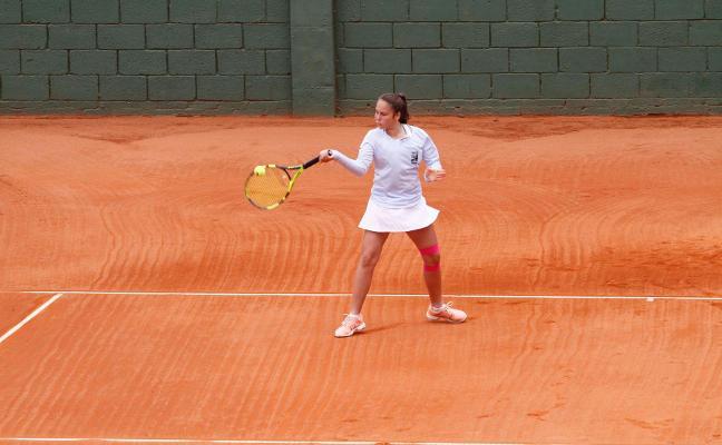Ángela del Campo y Pelayo Rodríguez ya están en semifinales