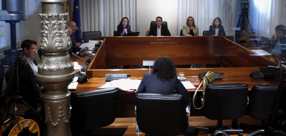 La comisión de investigación del Gitpa se parte antes de terminar su trabajo