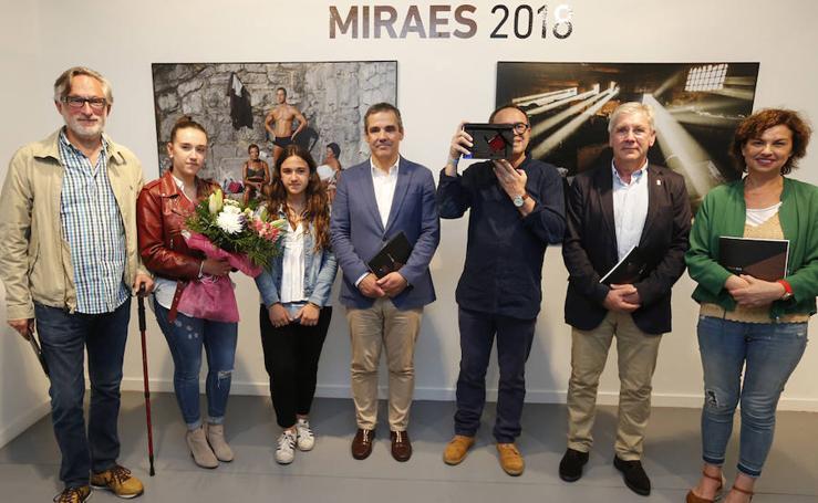 La exposición 'Miraes' llega al Barjola