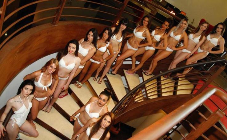Miss Asturias se elige en Avilés