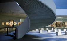 Cincuenta y ocho obras de Joaquín Sorolla se exponen en el Centro Niemeyer de Avilés