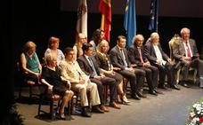Moriyón: «Las medallas reafirman nuestros valores de tolerancia, respeto, y pluralismo»