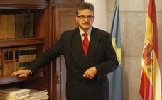 Soto-Jove, reelegido presidente de la Audiencia Provincial de Asturias