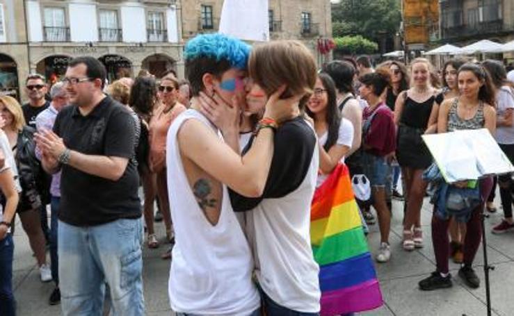 Avilés celebra el Orgullo de la Diversidad