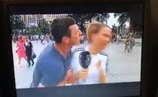 Sorpresa y rechazo en Twitter por el acoso que ha sufrido una reportera durante el Mundial de Rusia 2018