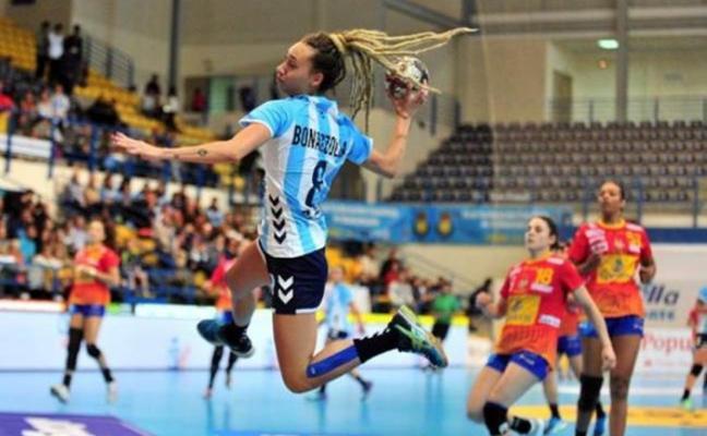 La argentina Camila Bonazzola jugará la próxima temporada en el Mavi