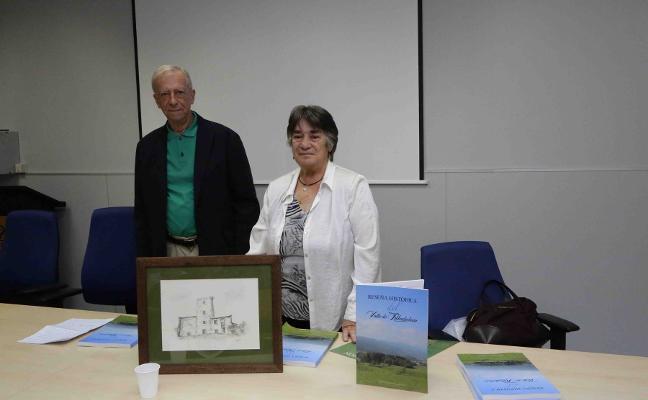 Isabel Gutiérrez enriquece el pasado de Ribadedeva