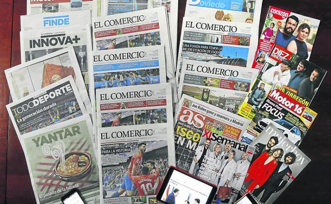 EL COMERCIO llega a 137.000 lectores