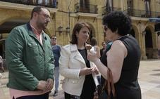 Adriana Lastra, sobre las primarias del PP: «Ninguno de los candidatos está libre de polvo y paja»