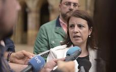 Lastra: «Es una prioridad para Pedro Sánchez buscar la viabilidad de Hunosa»