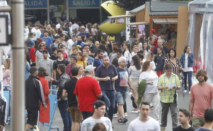 El sonido de la calle reina en Metrópoli