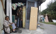 Mieres, territorio en riesgo de pobreza