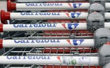 Insólito robo en Carrefour: se llevan todos los carritos del hipermercado de Parla