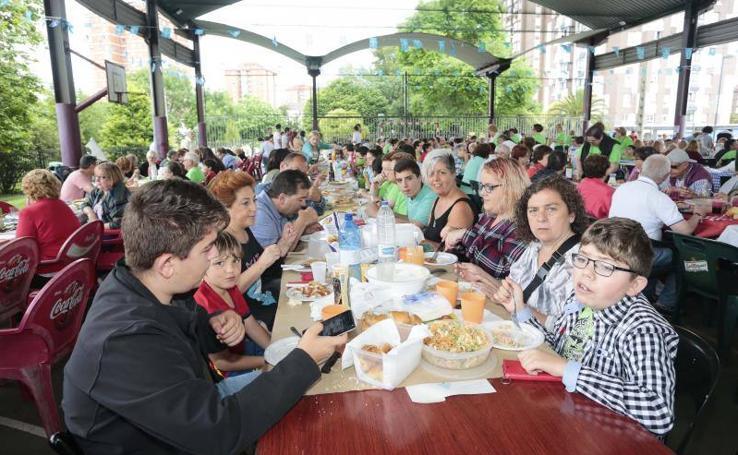 Fiestas patronales «de récord» en Gijón