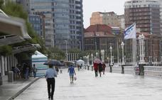 Julio arranca en Asturias con las precipitaciones más intensas del país