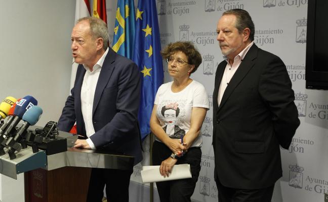 La relación entre IU y Xixón se tensa la víspera de la asamblea para decidir sobre la moción