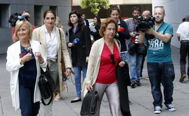 La Audiencia suspende el juicio de Villa por su ingreso y pide al HUCA los informes médicos