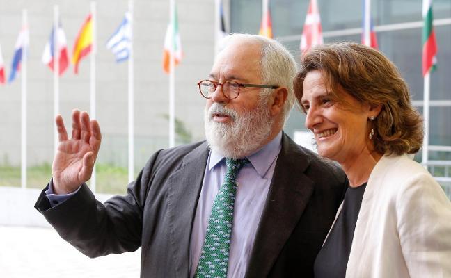Teresa Ribera advierte de que «en la transición ecológica habrá ganadores y perdedores»
