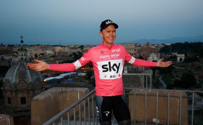 La UCI absuelve a Froome, que estará en la salida del Tour