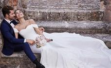David Bisbal se casa en secreto con Rosanna Zanetti