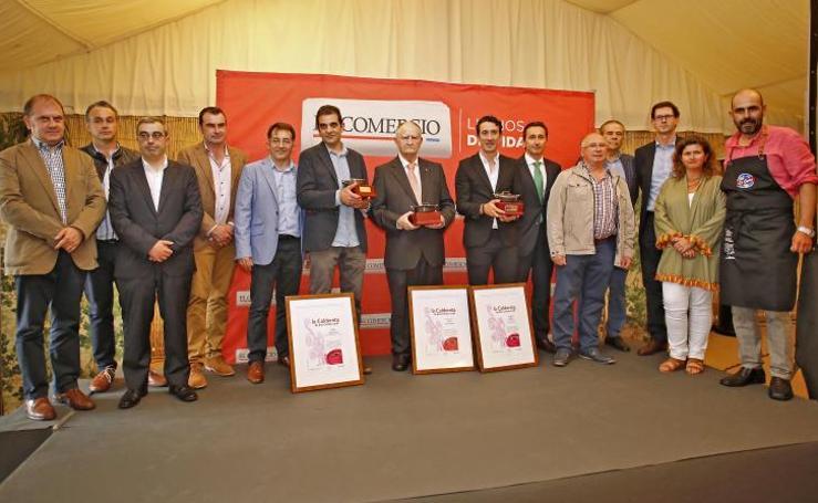'Yantar' entrega sus Calderetas 2018