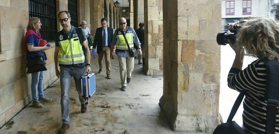 «No hay contratos con las empresas investigadas», asegura el jefe de la Policía Local de Oviedo