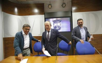 El alcalde de Oviedo paraliza un contrato tras la investigación por corrupción
