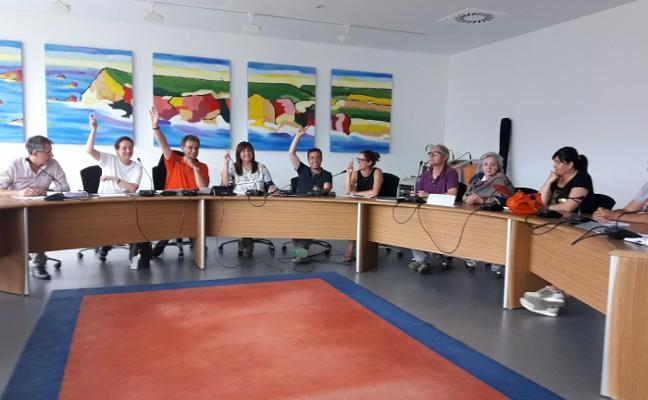La Mancomunidad del Cabo Peñas aprueba unas cuentas de un millón de euros