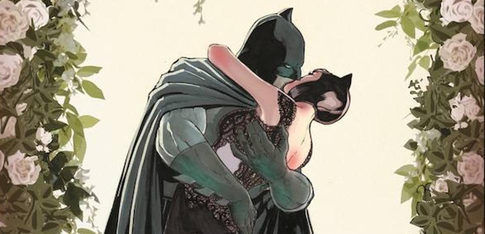 El día del desafío único de Batman: su boda