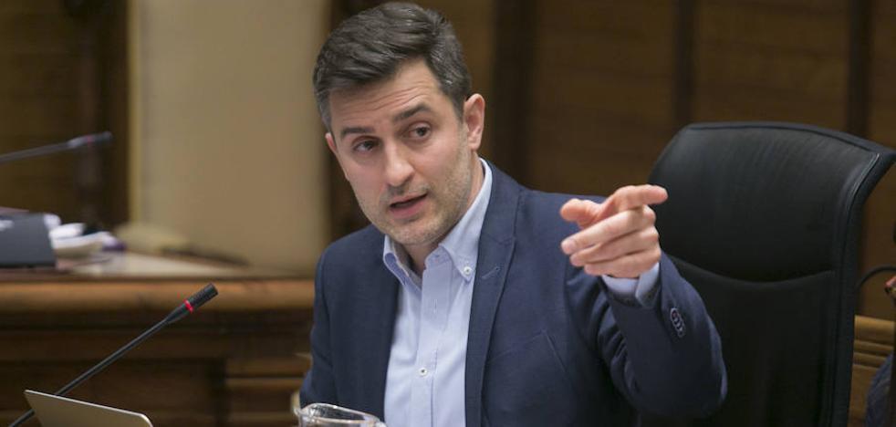«Podemos debe decir si quiere más Moriyón o no, y dejarse de excusas», replica el PSOE